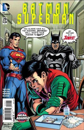 Batman/Superman 29-B