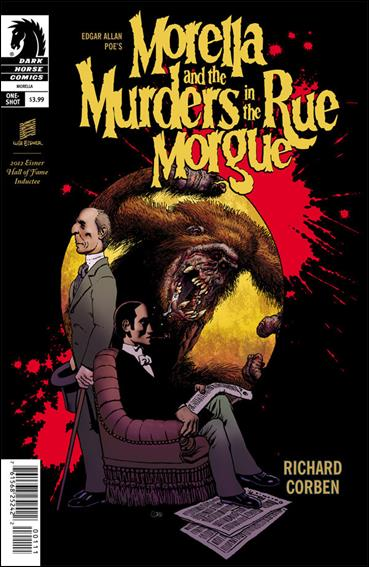 Edgar Allan Poe's Morella and the Murders in the Rue Morgue 1-A by Dark Horse
