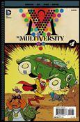 Multiversity 1-D