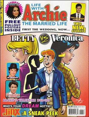 Life with Archie (2010) 6-A