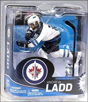 NHL (Series 31) Andrew Ladd (White Jersey)