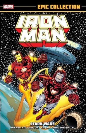 Iron Man: Epic Collection 13-A