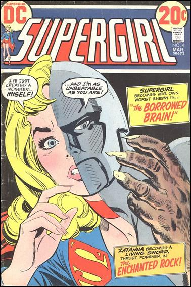 Supergirl (1972) 4-A by DC