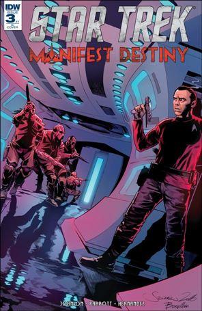 Star Trek: Manifest Destiny 3-C