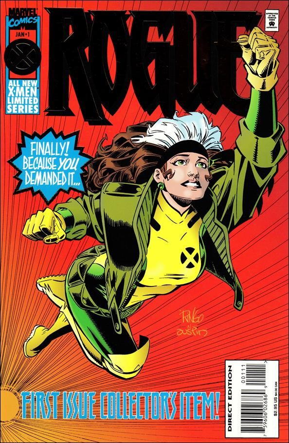 Rogue (1995) 1-A by Marvel