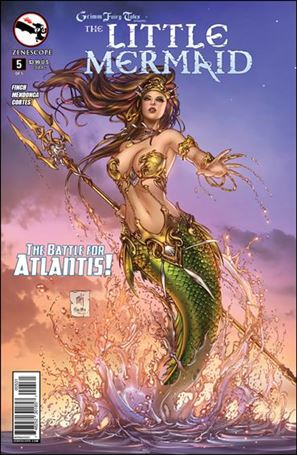 Grimm Fairy Tales Presents The Little Mermaid 5-C