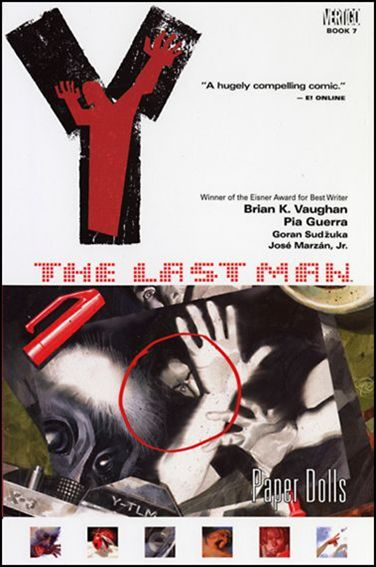 Y: The Last Man 7-B by Vertigo
