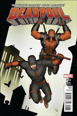 Deadpool (2016) 13-C