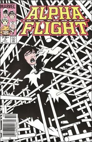 Alpha Flight (1983) 3-B