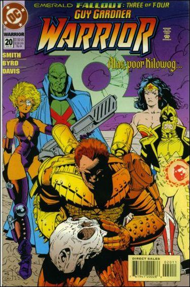 Guy Gardner: Warrior 20-A by DC