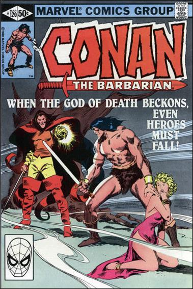 Conan the Barbarian (1970) 120-A by Marvel