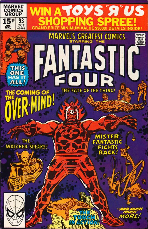Marvel's Greatest Comics 93-B by Marvel