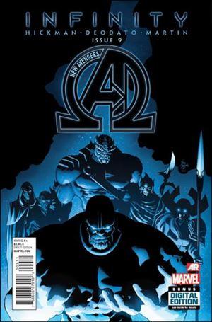 New Avengers (2013) 9-A