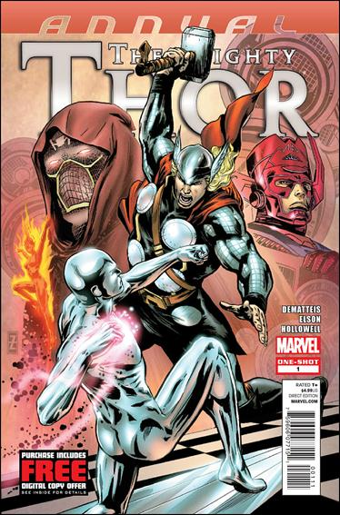 Mighty Thor Annual 1-A by Marvel
