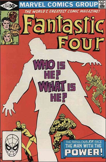 Fantastic Four (1961) 234-A by Marvel