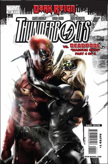 Thunderbolts (1997) 131-A by Marvel