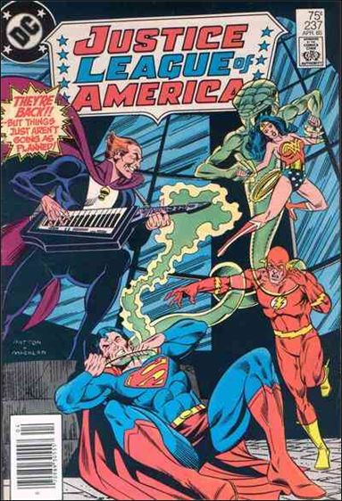 Justice League of America (1960) 237-A by DC