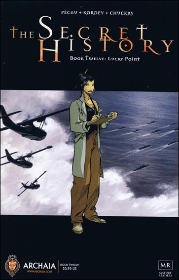 Secret History 12-A by Archaia