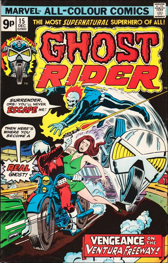 Ghost Rider (1973) 15-B by Marvel