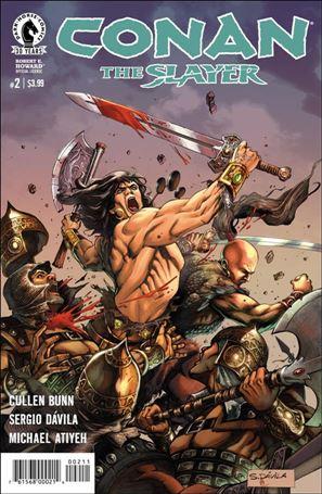 Conan the Slayer 2-A