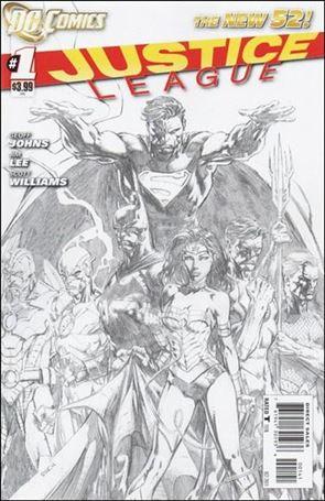 Justice League (2011) 1-E