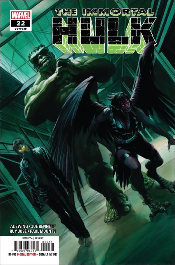 Immortal Hulk 22-A by Marvel