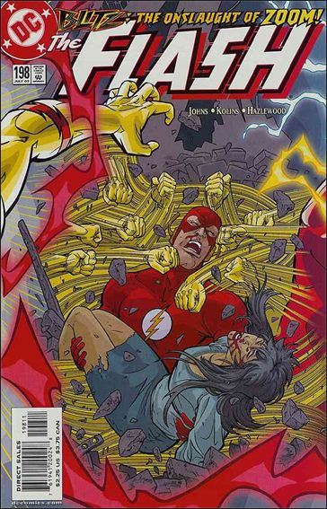 Flash (1987) 198-A by DC