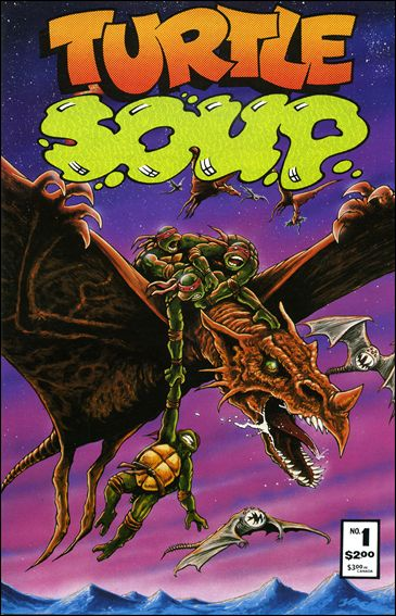 Turtle Soup (1987) 1-A by Mirage
