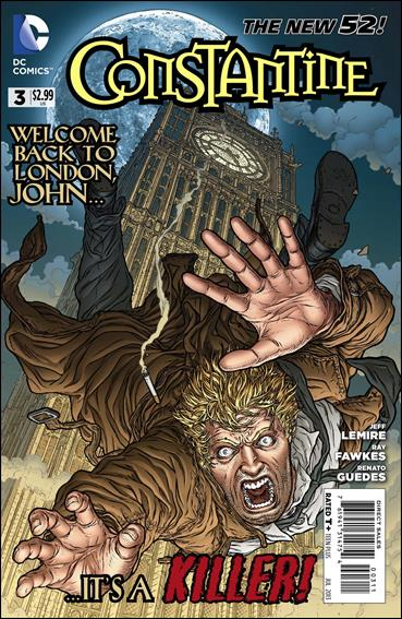 Constantine 3-A by DC