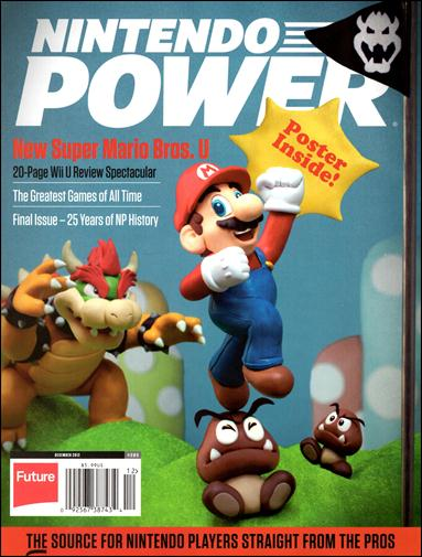 Nintendo Power 285-A by Future Publishing
