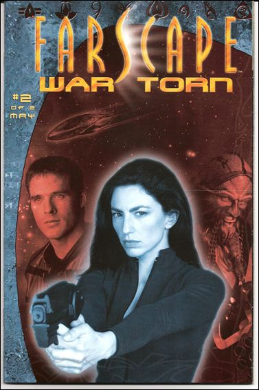 Farscape: War Torn 2-A by WildStorm