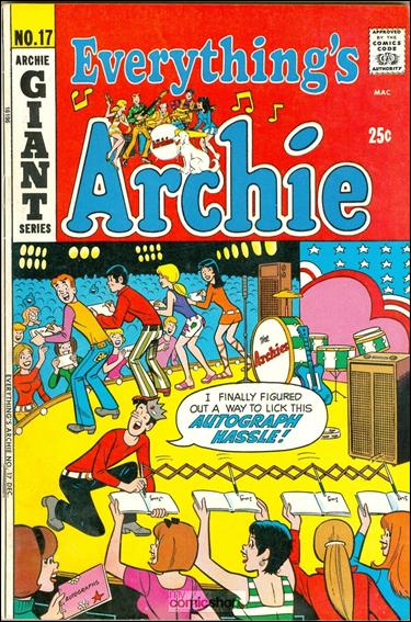 Everything's Archie 17-A by Archie