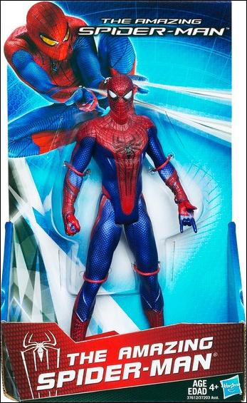 "Amazing Spider-Man (8"" Figures) The Amazing Spider-Man by Hasbro"