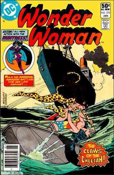 Wonder Woman (1942) 275-A by DC