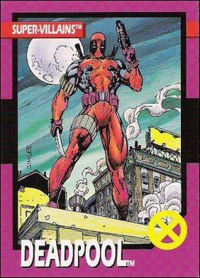 X-Men: Series 1 (Base Set) 43-A by Impel