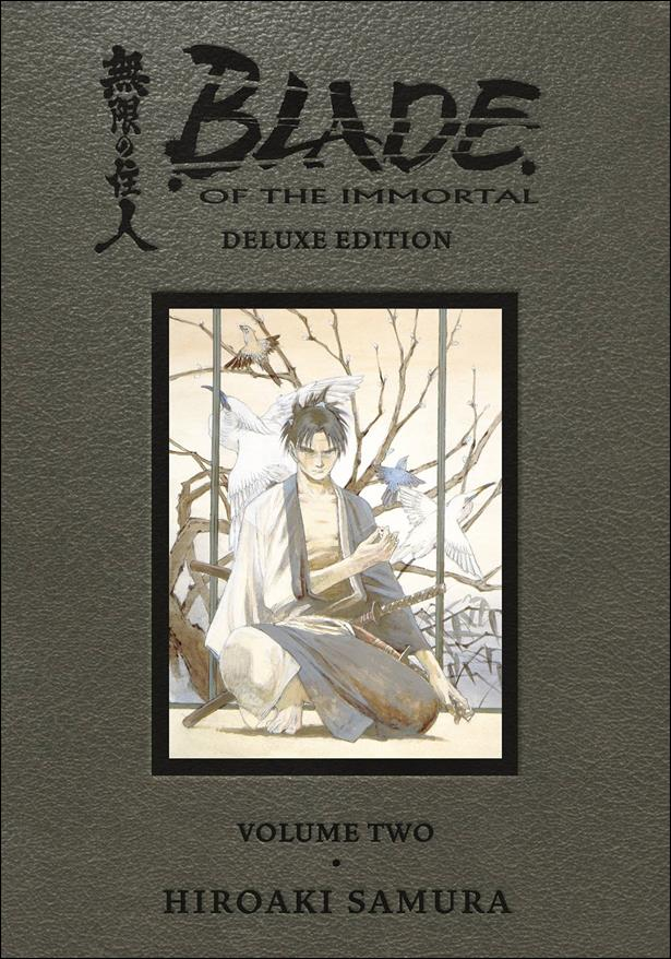 Blade of the Immortal Deluxe Edition 2-A by Dark Horse