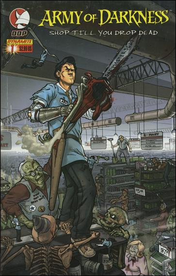 Army of Darkness: Shop Till You Drop Dead 1-E by Devil's Due
