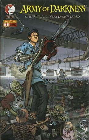 Army of Darkness: Shop Till You Drop Dead 1-E