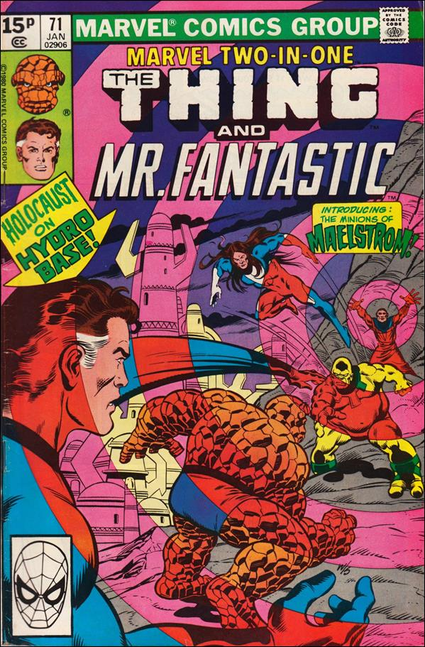 Marvel Two-in-One (1974) 71-B by Marvel