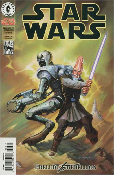 Star Wars/Star Wars Republic 6-A by Dark Horse