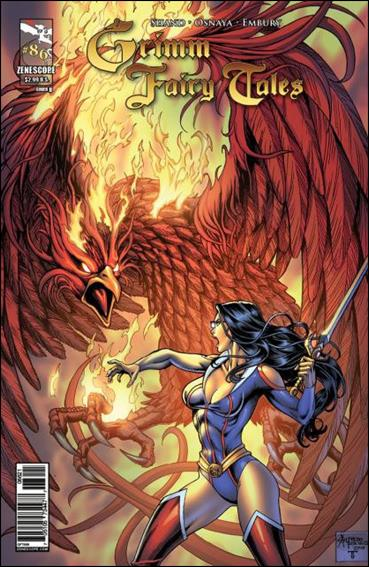 Grimm Fairy Tales 86-B by Zenescope Entertainment