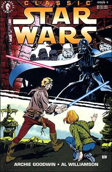 Classic Star Wars 4-A by Dark Horse