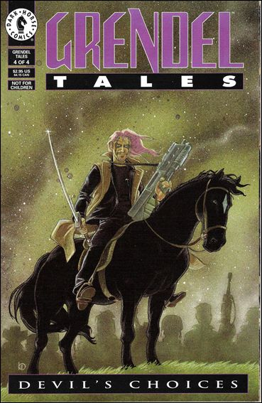 Grendel Tales: Devil's Choices 4-A by Dark Horse