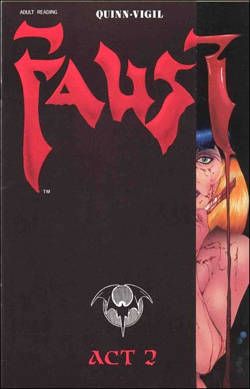 Faust (1988) 2-D by Northstar