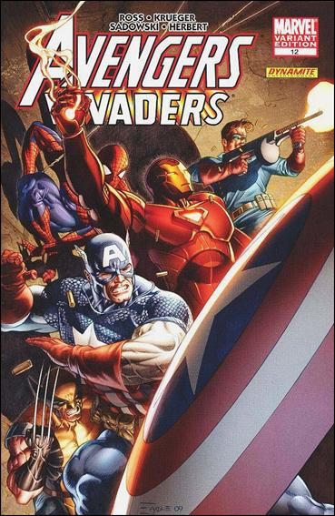 Avengers/Invaders 12-B by Marvel