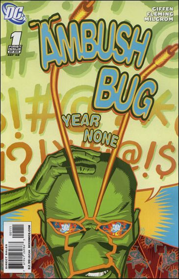 Ambush Bug: Year None 1-A by DC