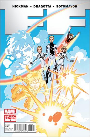 FF (2011) 15-B by Marvel