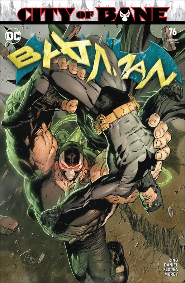 Batman (2016) 76-A by DC