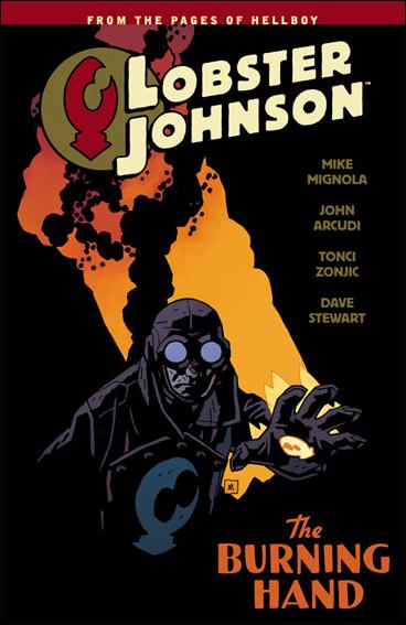 Lobster Johnson 2-A by Dark Horse