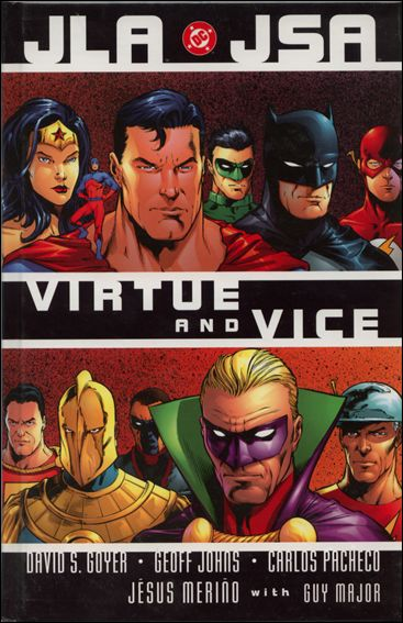 JLA/JSA: Virtue and Vice nn-A by DC